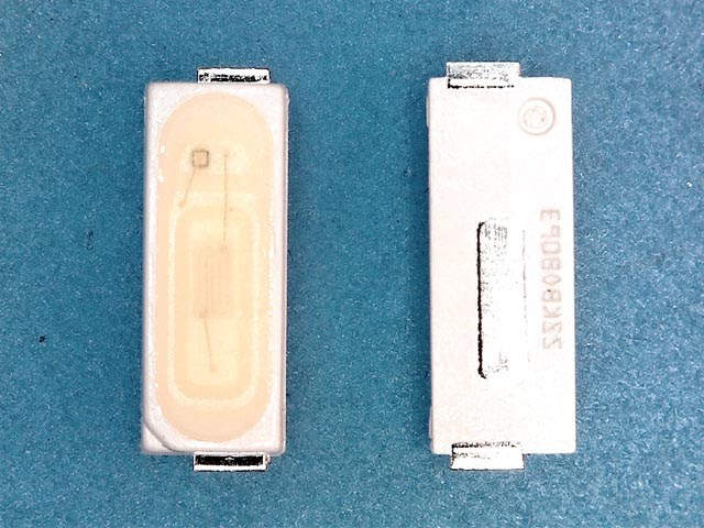 LED podsvit samostatná dioda 3V 5620 DS