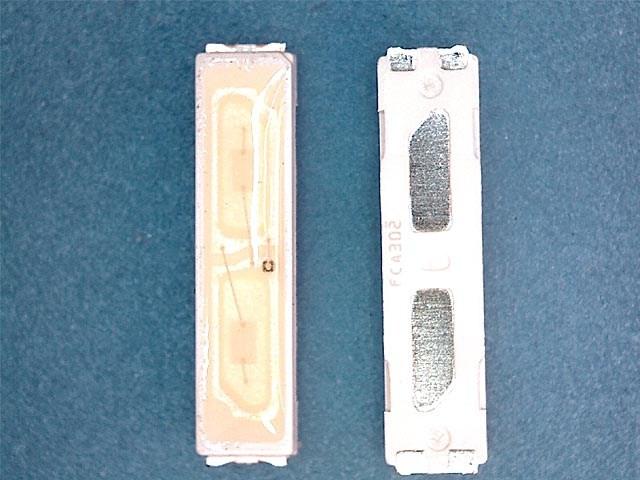 LED podsvit samostatná dioda 3V 8520 Seoul