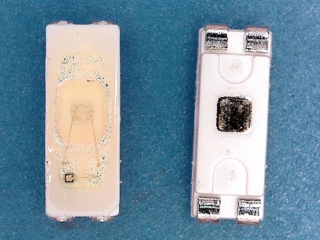 LED podsvit samostatná dioda 4014 3V 0,2W Lextar