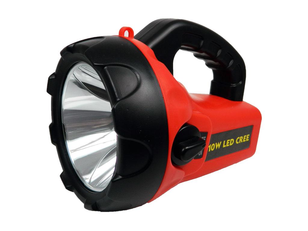 LED svítilna - čelovka - kočka