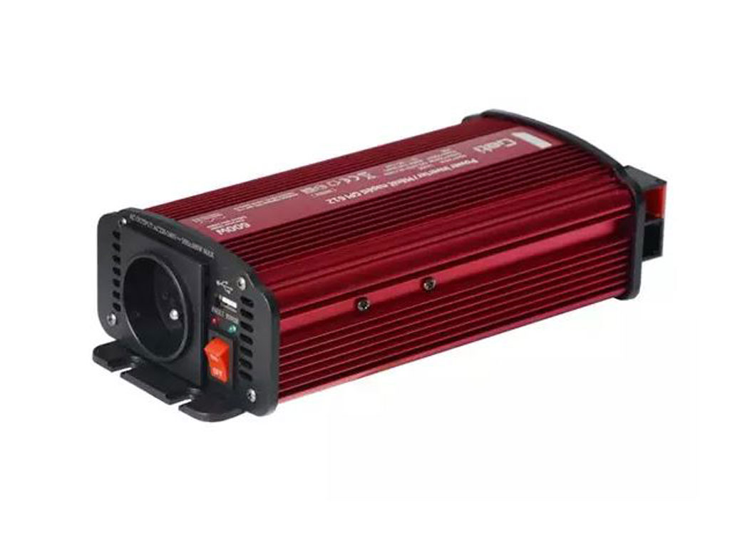 Měnič napětí 230V / 110V přístroje 100W MW2P100