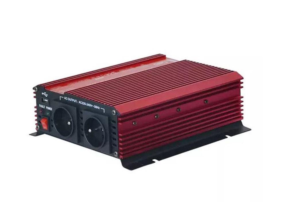 Měnič napětí 230V / 110V přístroje 300W MW2P300