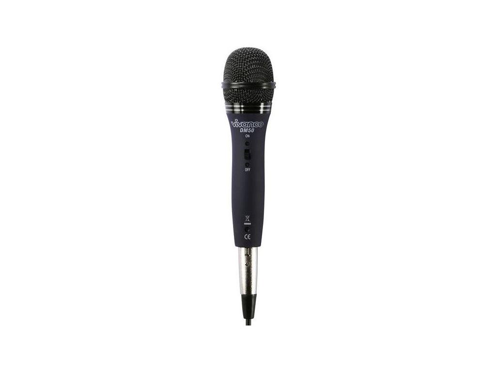 Mikrofon dynamický DM50 VIVANCO