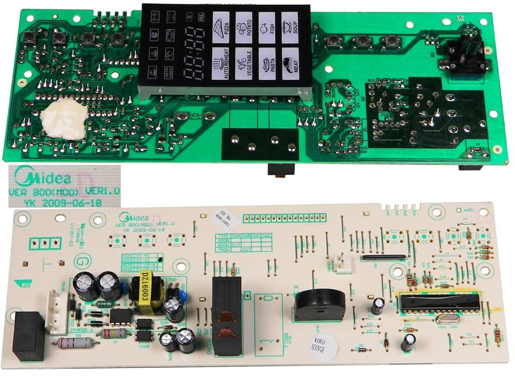 Modul elektroniky do pračky 49022072 CANDY/HOOVER