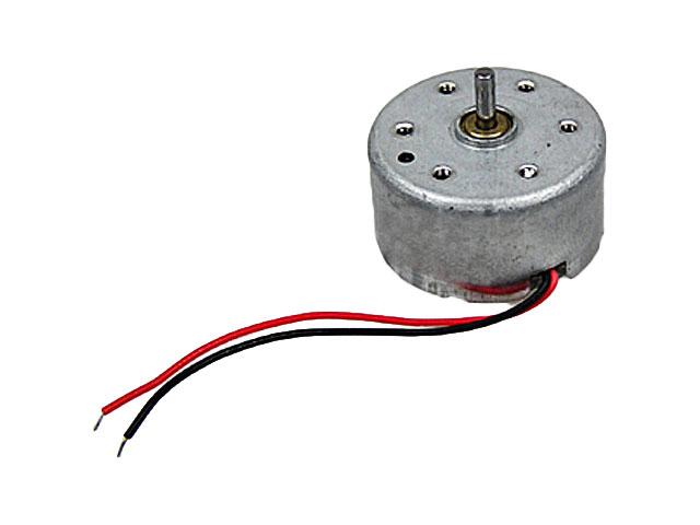 Motor unašeče CD / DVD jednotky 5,9V typ RF300EH1D390