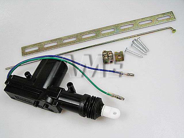 Motorek pro centrální zamykání univerzální (servo) - 2 vodiče