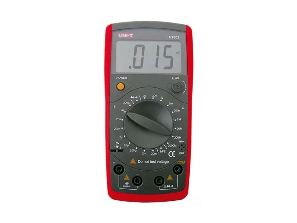 Multimetr MS8211 - Digital - INFO
