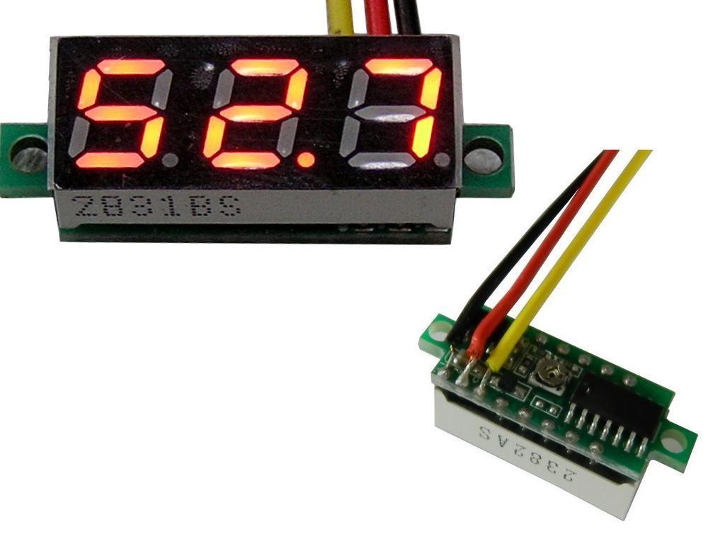 Multimetr MS8233C - Digital - INFO