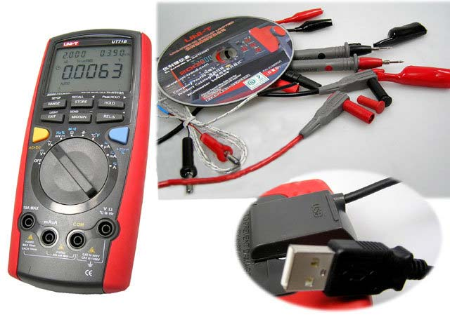 Multimetr UNI-T UT71B Digitální
