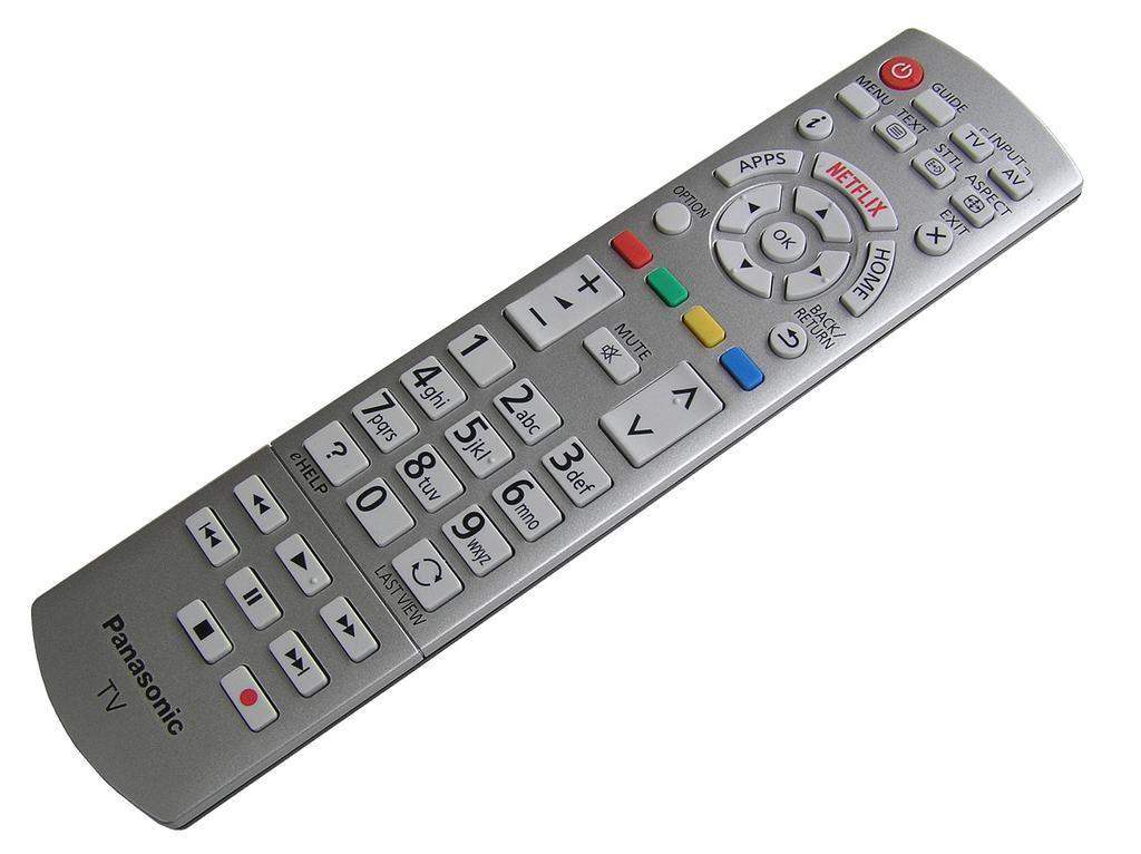 N2QAYB001010 Dálkový ovladač PANASONIC originální