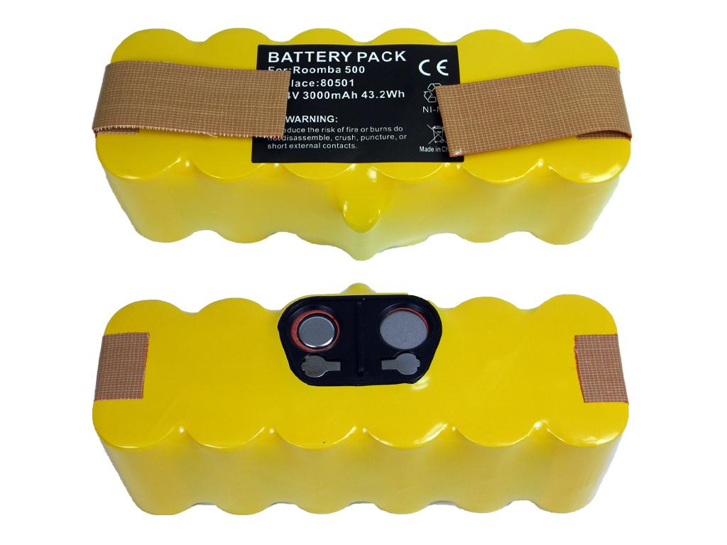 Náhradní akumulátor HSTA14401 14,4V 3300mAh iRobot Roomba