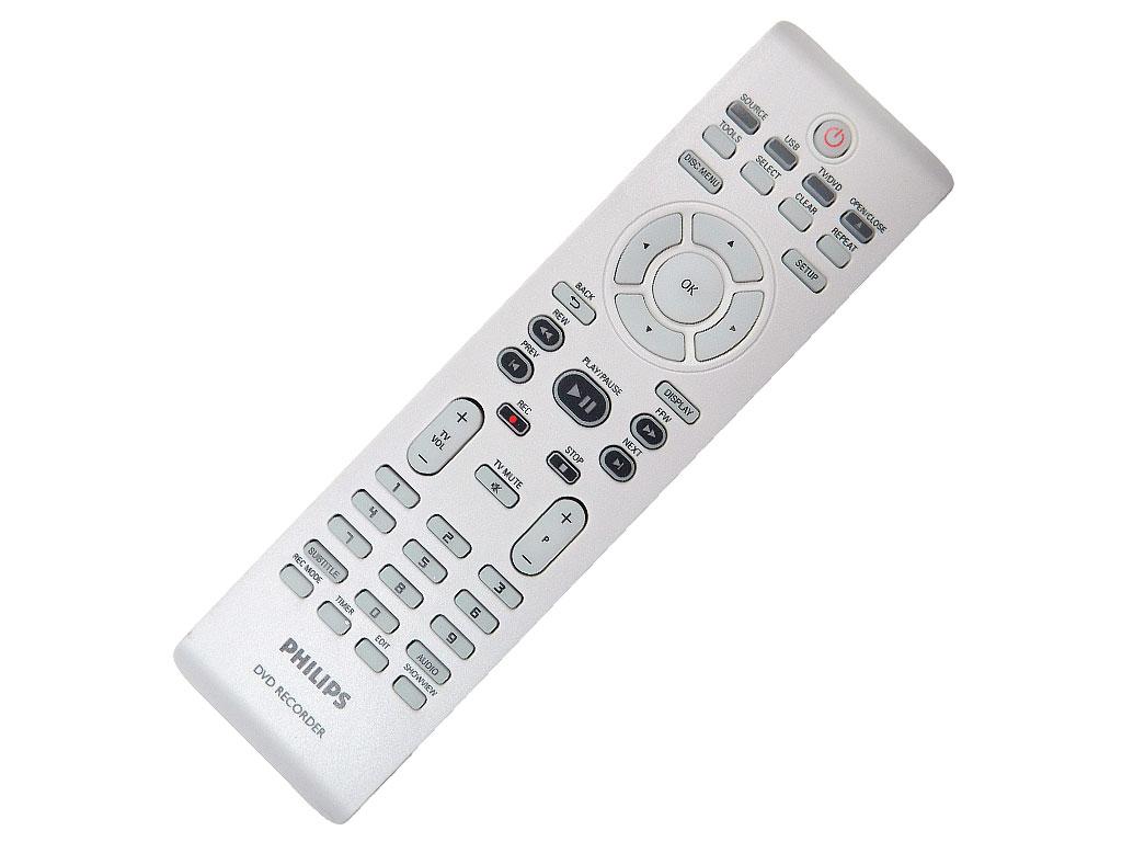 Philips DVDR3400 Originální dálkový ovladač 242254900904