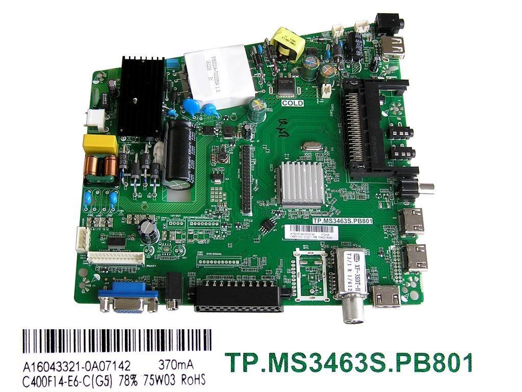Plazma deska driveru EBR69839105 / control panel Y driver board EBR69839105