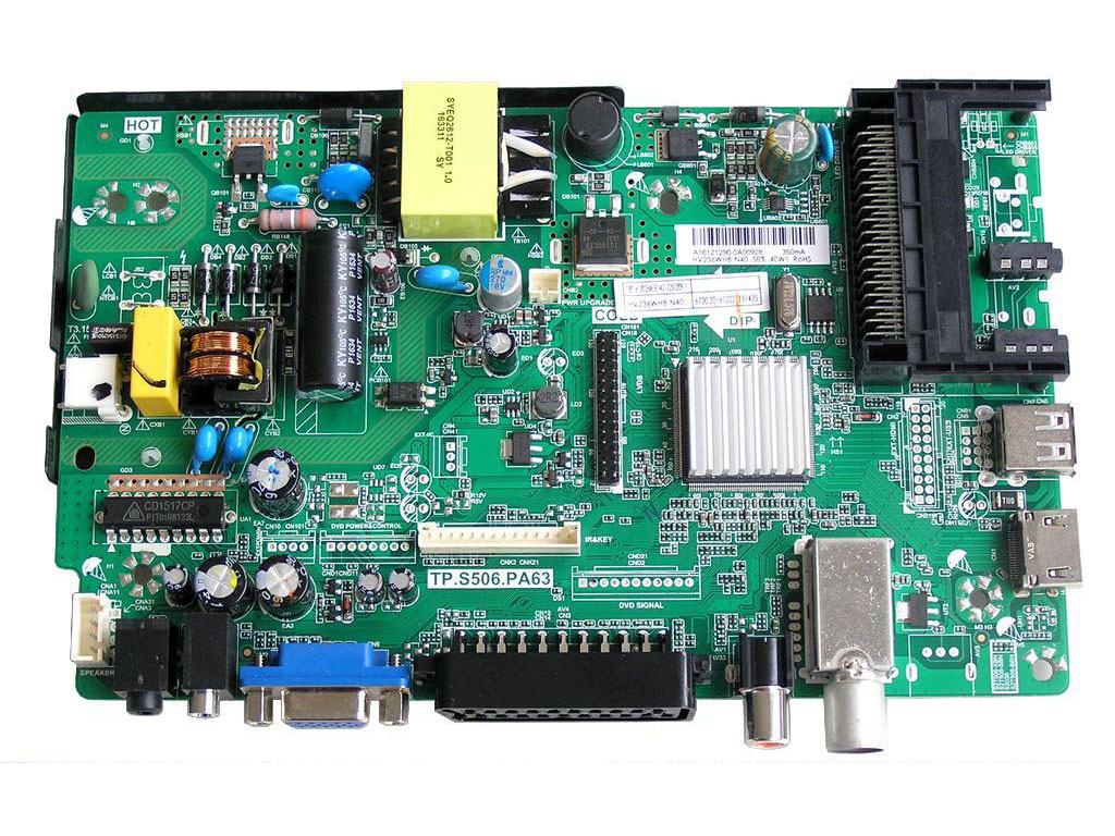 Plazma deska driveru LJ41-01193A / LJ92-00751A / Y- drive board LJ9200751A