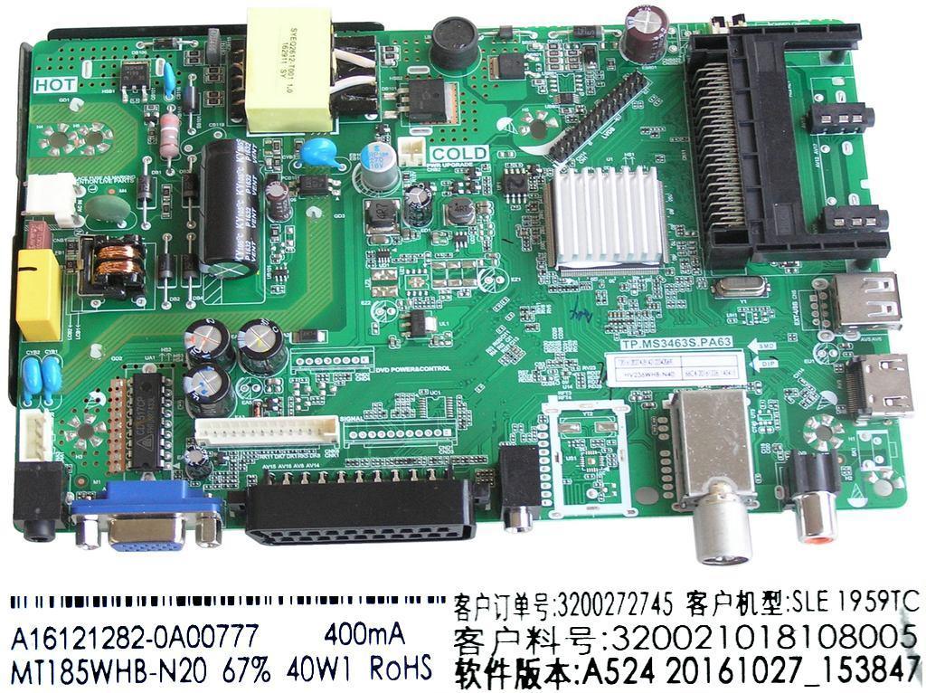 Plazma deska driveru LJ41-03440A / LJ92-01344B / Y- drive board LJ9201344B