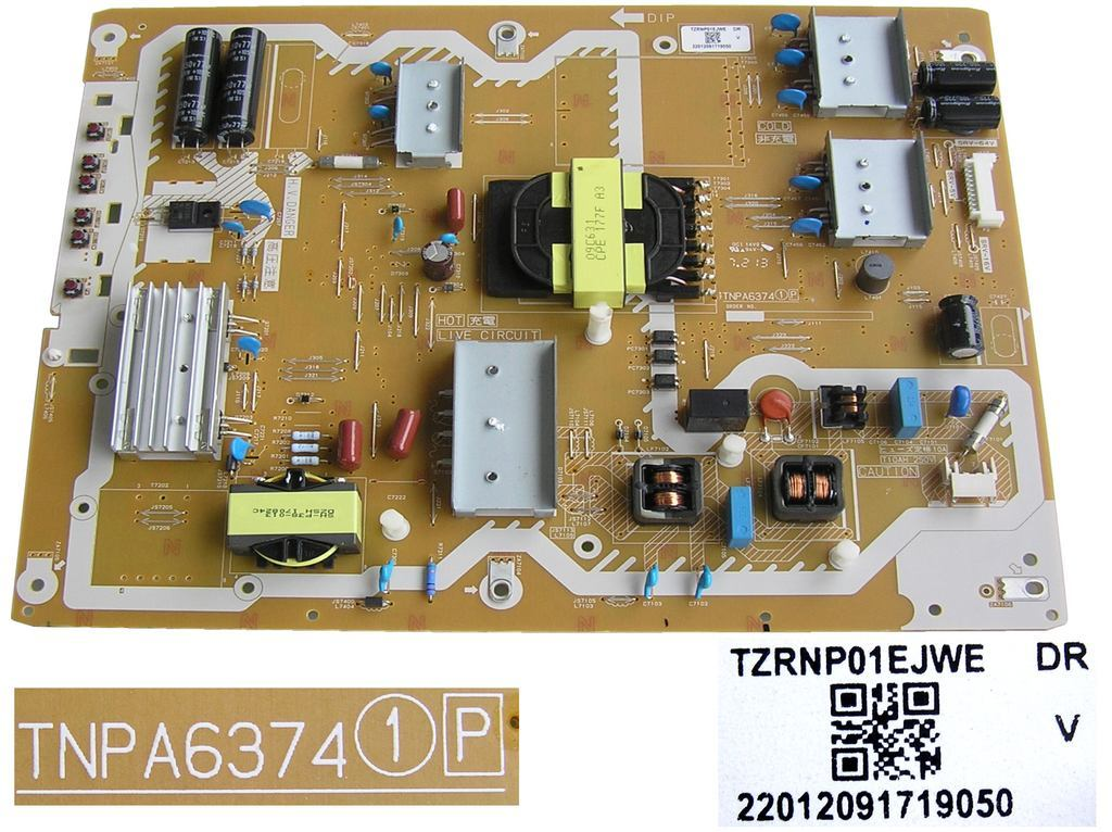 Plazma modul CTRL board BN96-12957A / BN9612957A