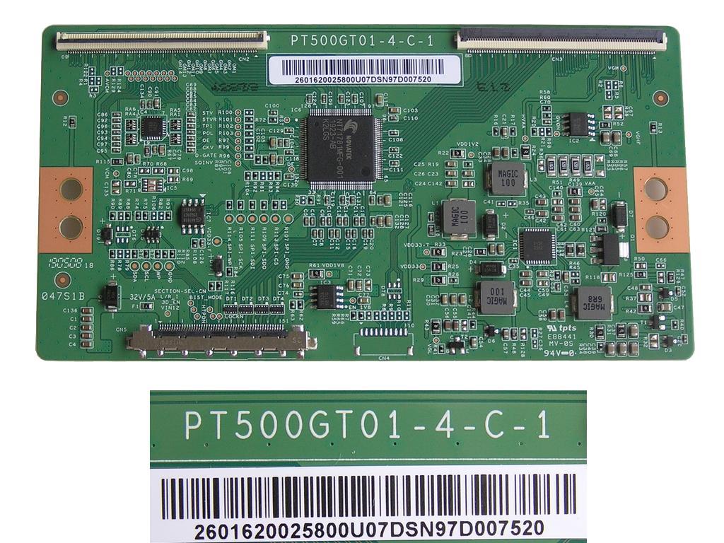Plazma modul Control EBR77436002 / CTRL board EBR77436002