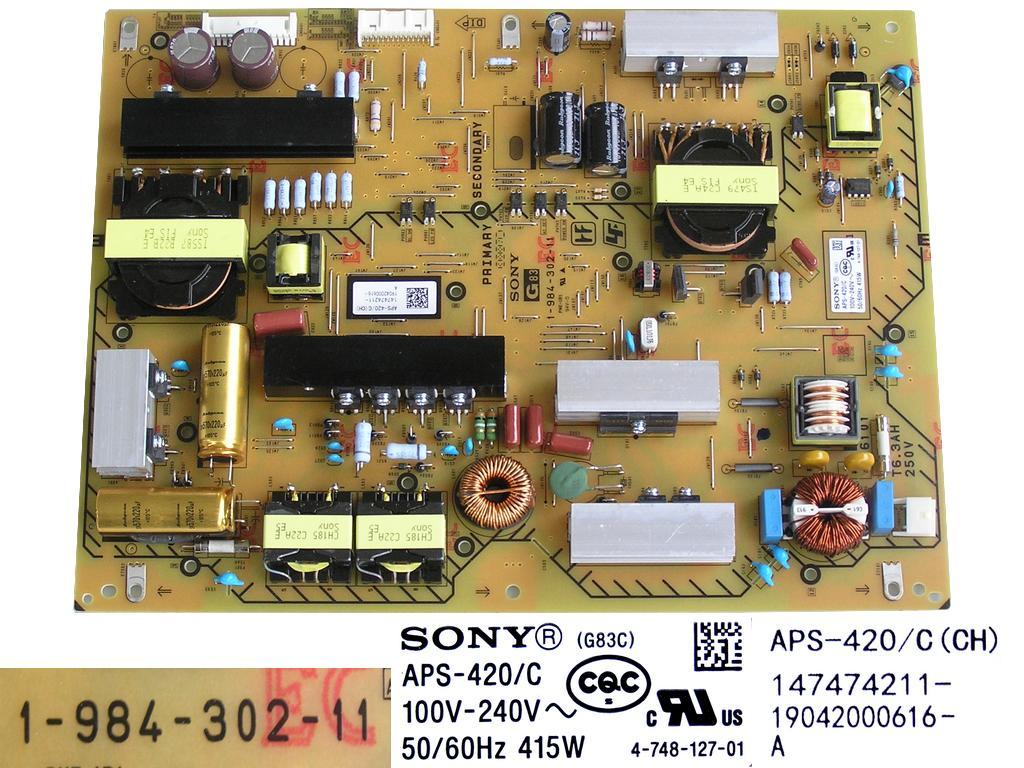 Plazma modul EBR56579803 / YDRV PCB ASSY EBR56579803