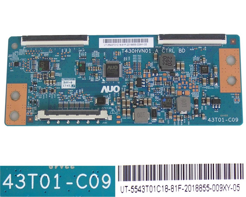 Plazma modul TNPA4394AB / SS BOARD ASSY TNPA4394AB