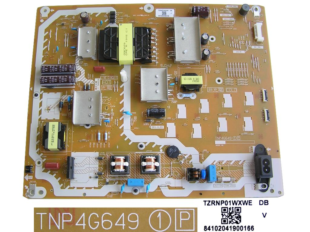 Plazma modul TXNSS11XBH / SS BOARD ASSY TXNSS11XBH TNPA4830AD