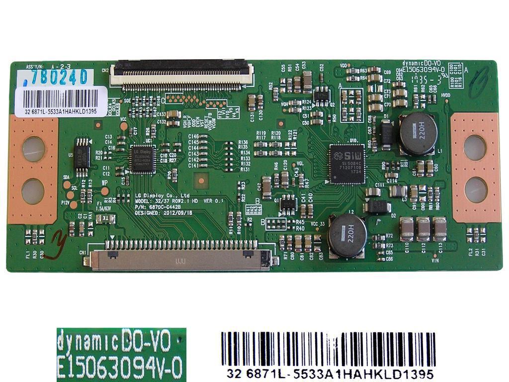 Plazma modul Y-drive EBR71736802 / Y-drive board LG EBR71736802 / EBR71736801 / CRB34819001