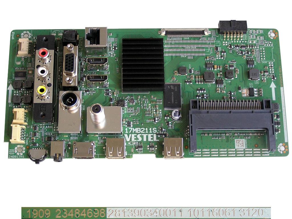 Plazma modul základní deska 17MB97 / main board 23304014