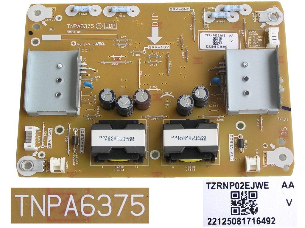 Plazma modul základní deska BN94-03903H / MAIN BOARD BN940393H