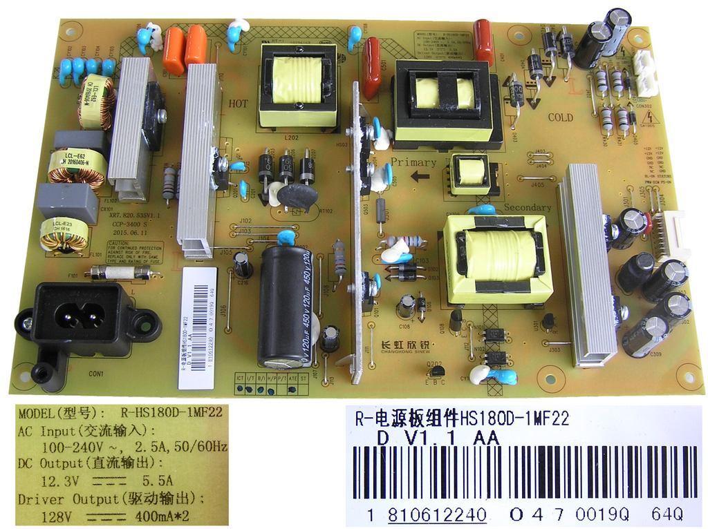 Plazma modul základní deska BN94-04892J / main board BN94-04892J