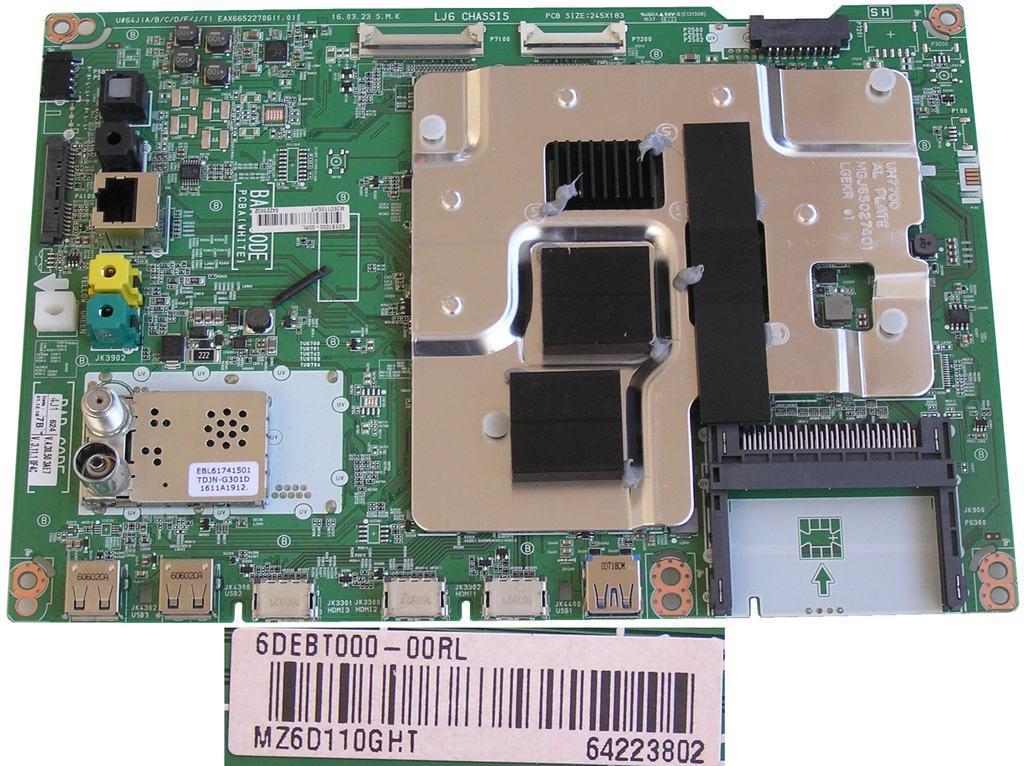 Plazma modul základní deska EBT60974303 / main board EBT60974303