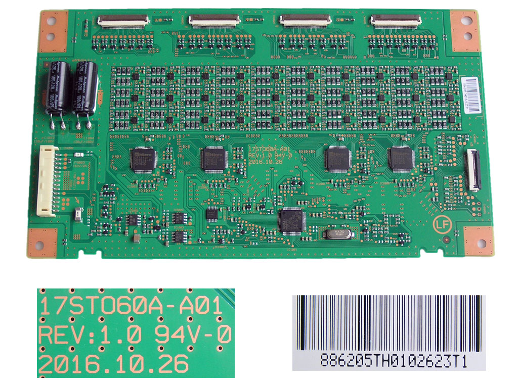 Plazma modul základní deska EBT62394404 / main board EBT62295801