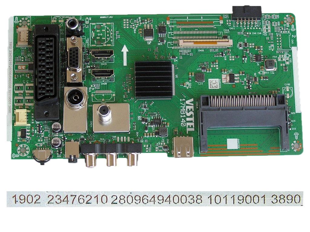 Plazma modul zdroj ETX2MM747MFF / P BOARD ASSY (SMPS) ETX2MM747MFF