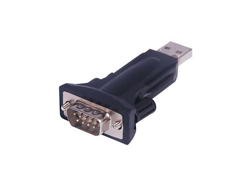 PremiumCord USB 2.0 - RS232 převodník krátký