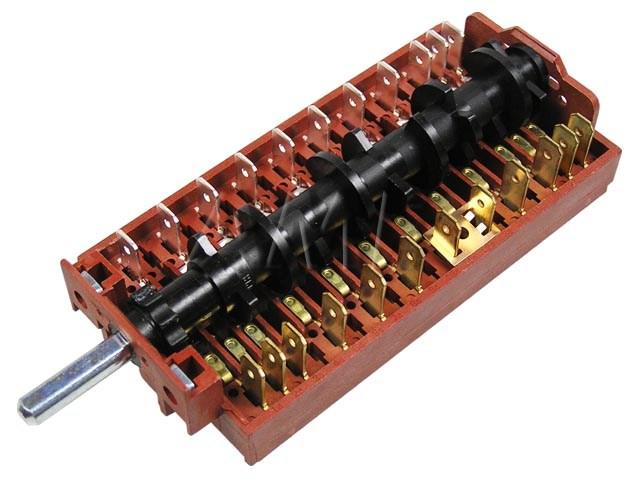 Přepínač funkcí trouby 7 - polohový C00141247 ARISTON / INDESIT