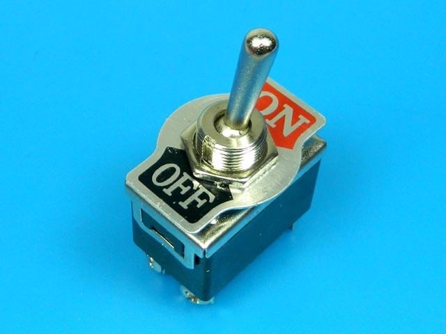 Přepínač páčkový - 2 polohy ON-OFF TSP201AAA1