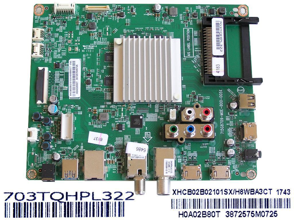 RC1124134/01B Dálkový ovladač PHILIPS originální 313923811281