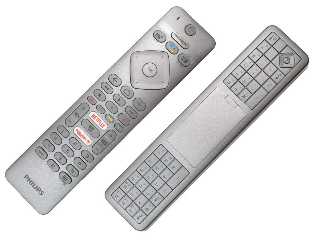 RC4705/01 Dálkový ovladač PHILIPS originální 242254901833 YKF230-002B