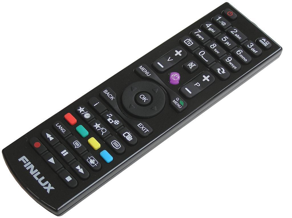 RC4810 Dálkový ovladač Vestel LCD TV originální / 30087841