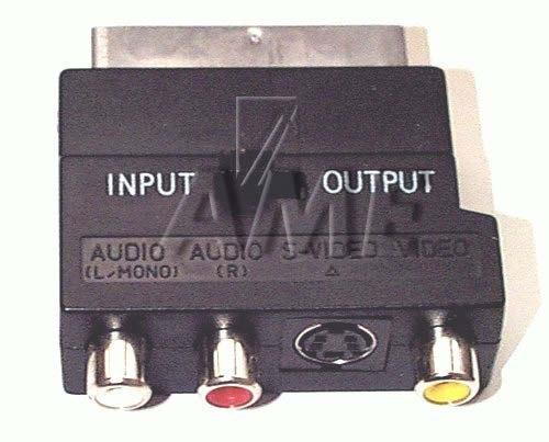 Redukce SCART / CINCH+S-VHS