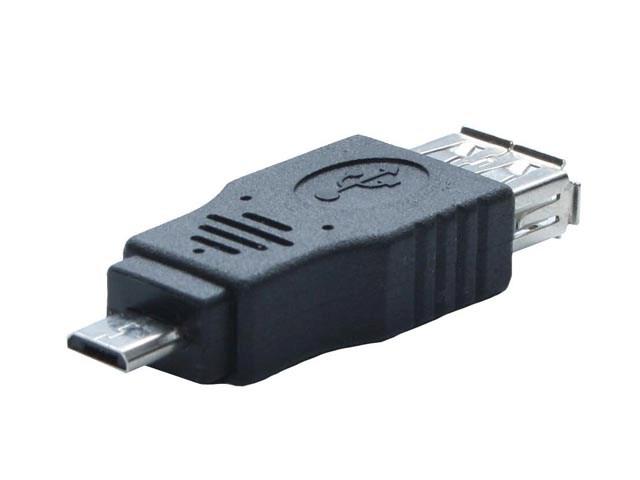 Redukce USB typ A / micro USB typ B - OTG