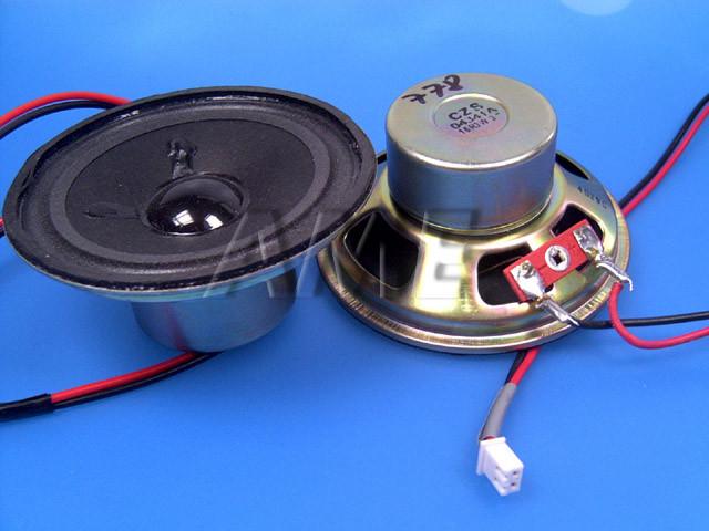 Reproduktor TV 8 ohm 3W širokopásmový