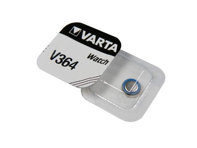 SR60 / V364 baterie Varta 1,55V 20mAh