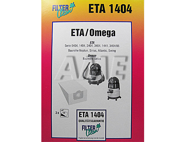 Sáčky do vysavače ETA - ETA1404