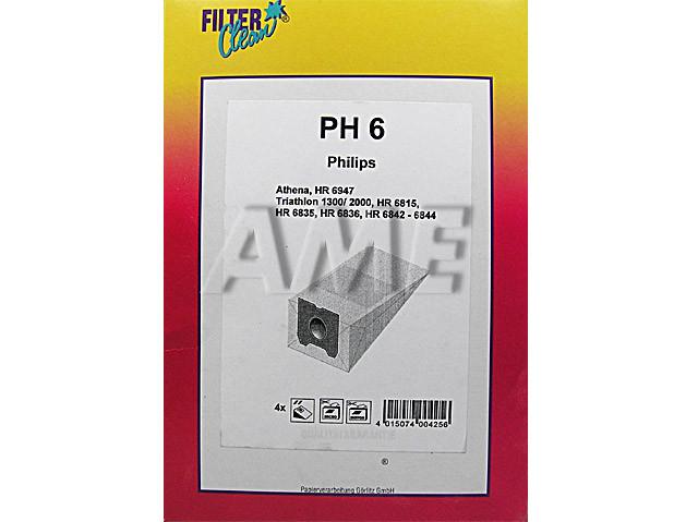 Sáčky do vysavače PHILIPS - PH6