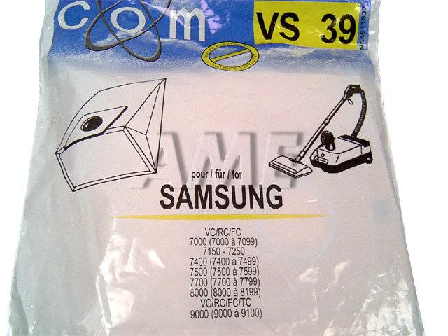 Sáčky do vysavače SAMSUNG - VS39(COM)