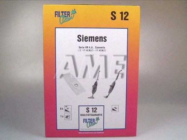 Sáčky do vysavače SIEMENS - S12