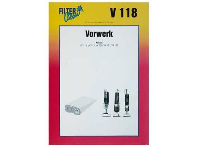 Sáčky do vysavače VORWERK - V118