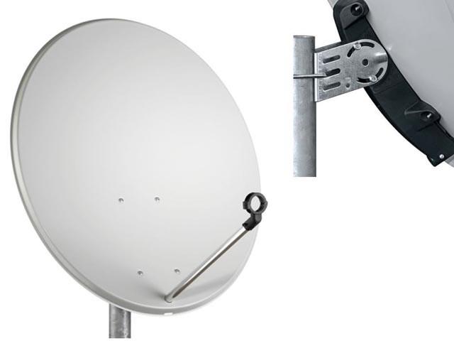 Satelitní parabola offset 80 cm / Al Economy line - TE