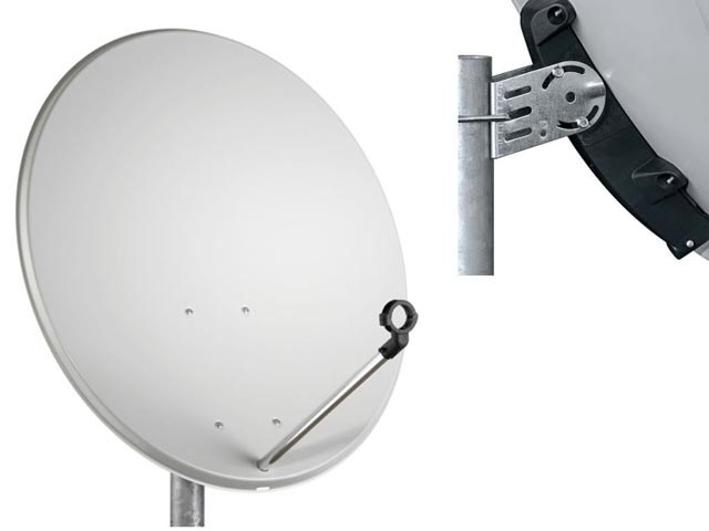 Satelitní parabola offset 80 cm / Fe Economy line - TE