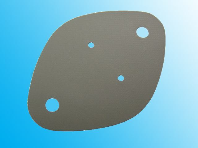 Silikonová podložka TO-3 ( KD607 atd. )
