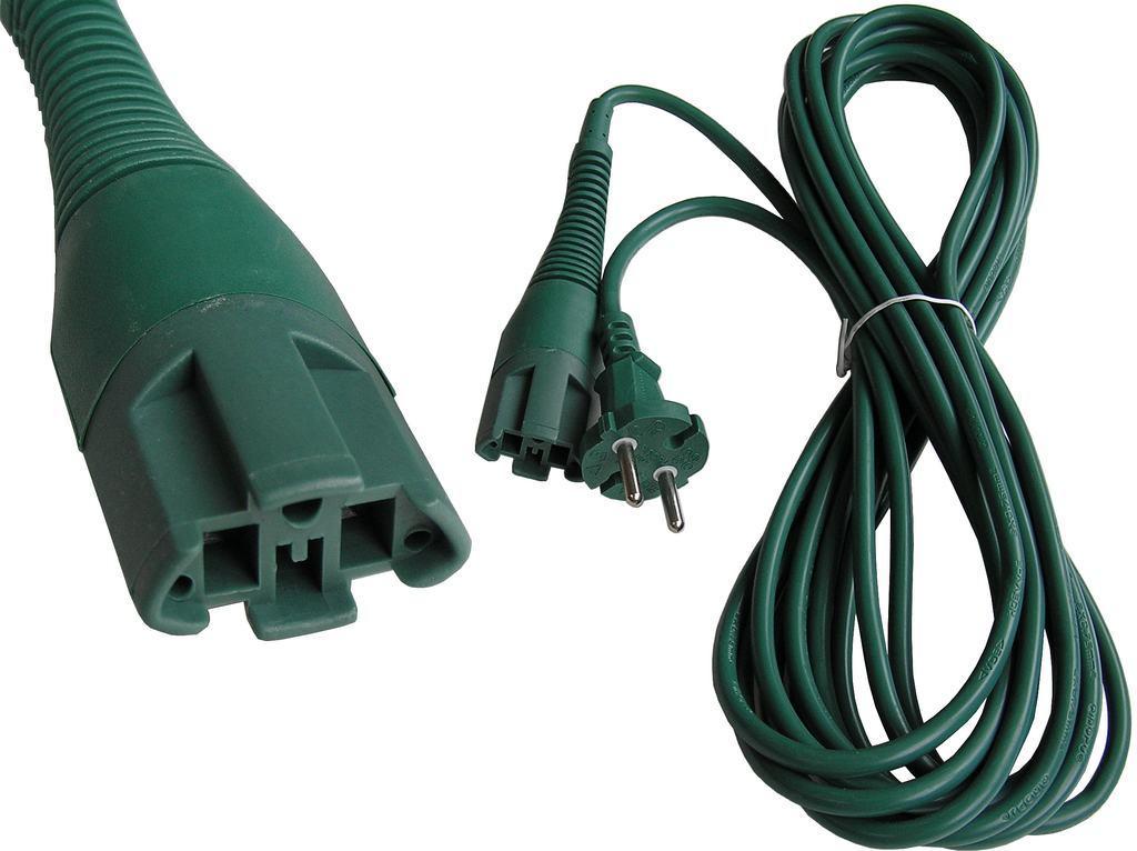 Síťový kabel pro VORWERK KOBOLD VK 130, 131 délka 10m